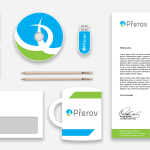 Přerov logo + corporate identity